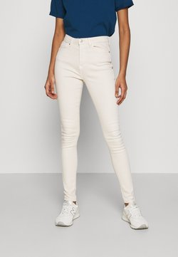 ONLY - ONLPAOLA LIFE - Jeans Skinny Fit - ecru