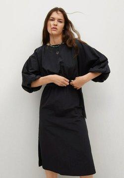 Mango - Day dress - schwarz