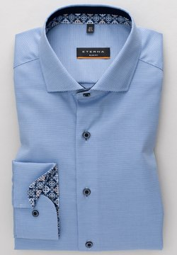 Eterna - SLIM FIT  - Businesshemd - hellblau