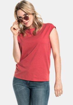 Schöffel - T Shirt Silverdale - T-Shirt basic - - pink