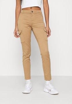 ONLY - ONLLINE EASY PANT - Pantaloni cargo - tigers eye