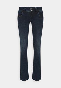 Pepe Jeans - VENUS - Jeans Slim Fit - blue black wiser