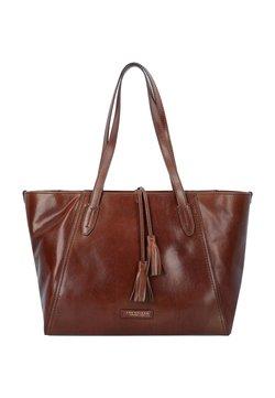 The Bridge - FLORENTIN - Shopping Bag - brown
