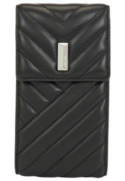 BOSS - Kännykkäpussi - black