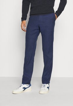 Tommy Hilfiger Tailored - FLEX PANT - Stoffhose - blue