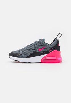 Nike Sportswear - AIR MAX 270 - Sneaker low - smoke grey/hyper pink/black/white