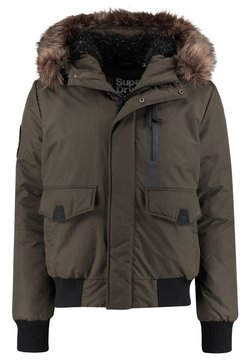 Superdry - EVEREST  - Winterjacke - olive
