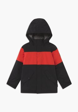 Burton - SYMBOL  - Kurtka snowboardowa - black/red