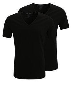 Calvin Klein Underwear - 2 PACK - Maglietta intima - black