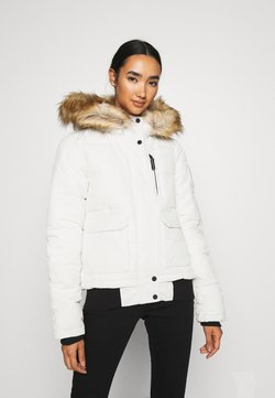 Superdry - EVEREST - Winterjacke - ecru