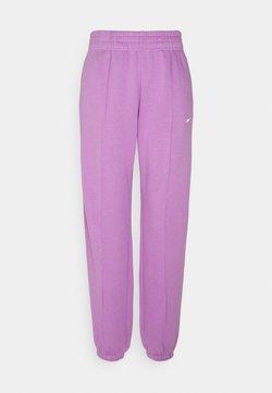 Nike Sportswear - Jogginghose - violet shock/white