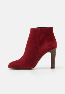 San Marina - AGNELA - High Heel Stiefelette - rubis