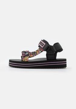 Versace Jeans Couture - Platform sandals - multicolor