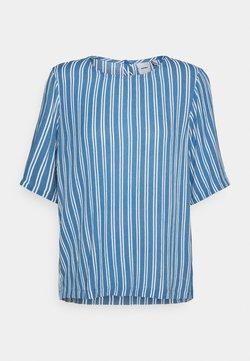 ICHI - MARRAKECH - T-Shirt print - coronet blue