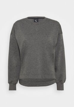 Nike Performance - CORE  - Sweatshirt - black/dark smoke grey