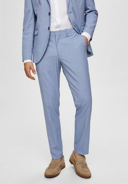 Selected Homme - Anzughose - colony blue