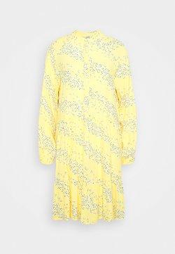 mbyM - MARRANIE - Blusenkleid - sereia yellow