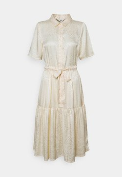 Object - OBJYALANDA DRESS  - Blusenkleid - sandshell