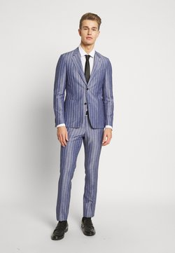 Bruun & Stengade - PROVENCE TAILORED - Puku - navy