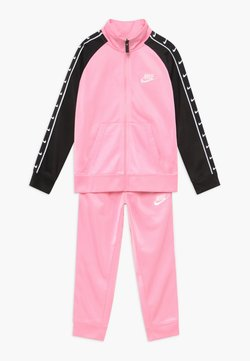 Nike Sportswear - TRICOT TAPING SET - Survêtement - pink