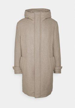 DRYKORN - SECSET - Klasyczny płaszcz - braun