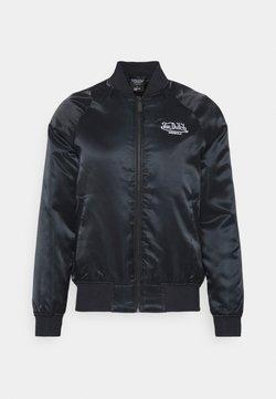 Von Dutch - AVIS - Bomber Jacket - black beauty