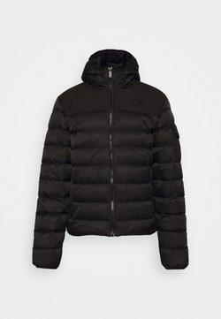 Calvin Klein Golf - LASSEN PADDED JACKET - Outdoor jacket - black