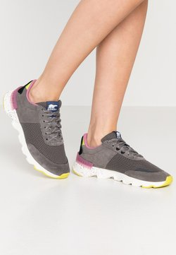 Sorel - KINETIC LITE LACE - Sneakers laag - grey