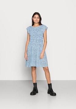 Saint Tropez - GISLA DRESS - Freizeitkleid - cashmere blue