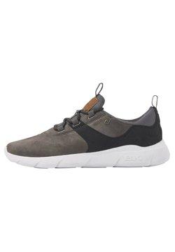 British Knights - SNEAKER EAGLE - Sneaker low - dk grey/black