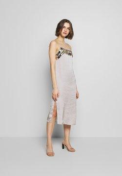 MANÉ - NOCTIS DRESS - Cocktail dress / Party dress - dove grey/gold
