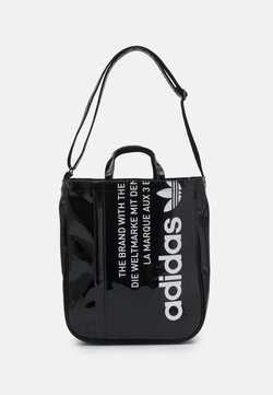 adidas Originals - VINT AIR SHOP UNISEX - Handbag - black