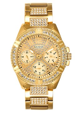 Guess - LADIES SPORT - Zegarek - gold-coloured