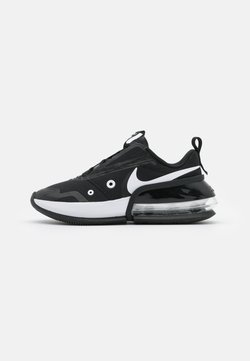 Nike Sportswear - AIR MAX UP - Baskets basses - black/white/metallic silver