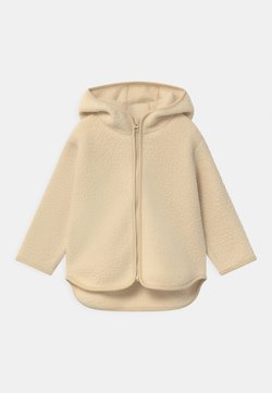 ARKET - JACKET UNISEX - Fleecejas - white dusty
