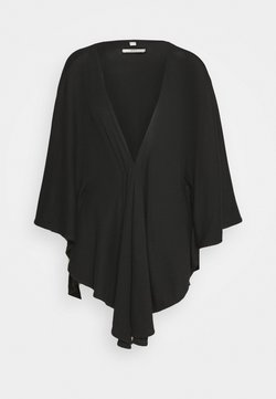 Esprit - SOLID PONCH - Cape - black