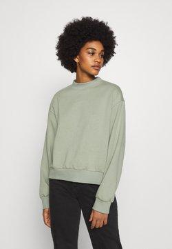 Weekday - AMAZE  - Sweatshirt - sage green