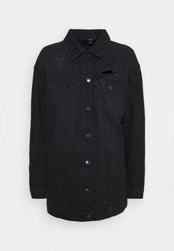 Vero Moda - VMOLIVIA JACKET - Veste en jean - black denim