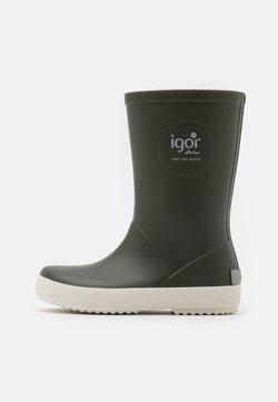 IGOR - SPLASH NAUTICO UNISEX - Regenlaarzen - kaki