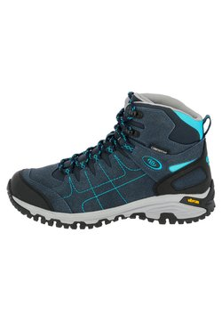 Brütting - MOUNT SHASTA HIGH - Hikingschuh - blue