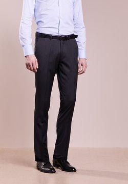 HUGO - HENFORD - Pantaloni eleganti - charcoal
