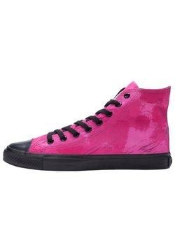 Ethletic - Sneaker high - beetroot