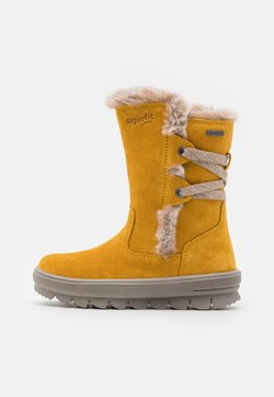 Superfit - FLAVIA - Snowboot/Winterstiefel - gelb