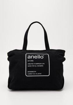 anello - AUBREY TOTE BAG  - Shoppingväska - black