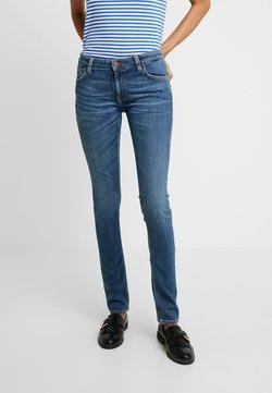Nudie Jeans - LIN - Jeans Skinny Fit - dark blue navy
