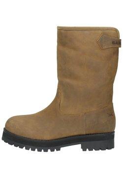 Sansibar Shoes - Snowboot/Winterstiefel - mittelbraun