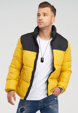 Jack & Jones - MIT - Winterjacke - yolk yellow