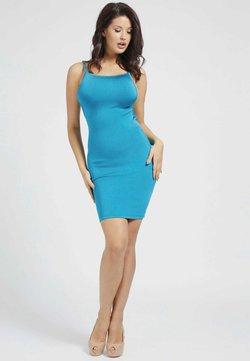 Guess - Cocktailkleid/festliches Kleid - himmelblau