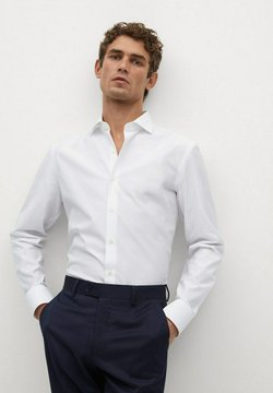 Mango - EMERITOL - Camicia elegante - weiß