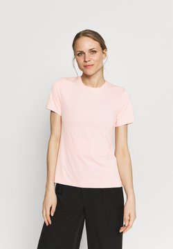 Columbia - FIRWOOD CAMP - T-Shirt print - faux pink/white